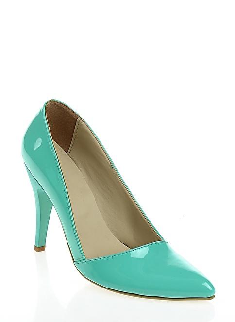 Derigo Topuklu Ayakkabı Yeşil